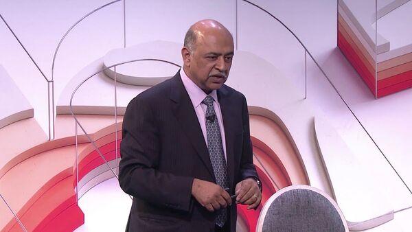 Arvind Krishna - Sputnik International