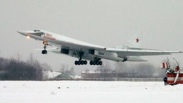 Tu-160M Bomber - Sputnik International