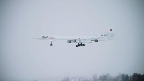 Tu-160M - Sputnik International