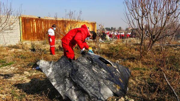 Ukraine Plane Crash - Sputnik International