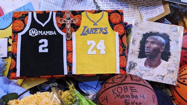 Memorabilia for NBA star Kobe Bryant  - Sputnik International