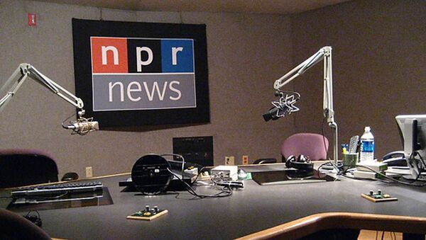 NPR News Studio - Sputnik International