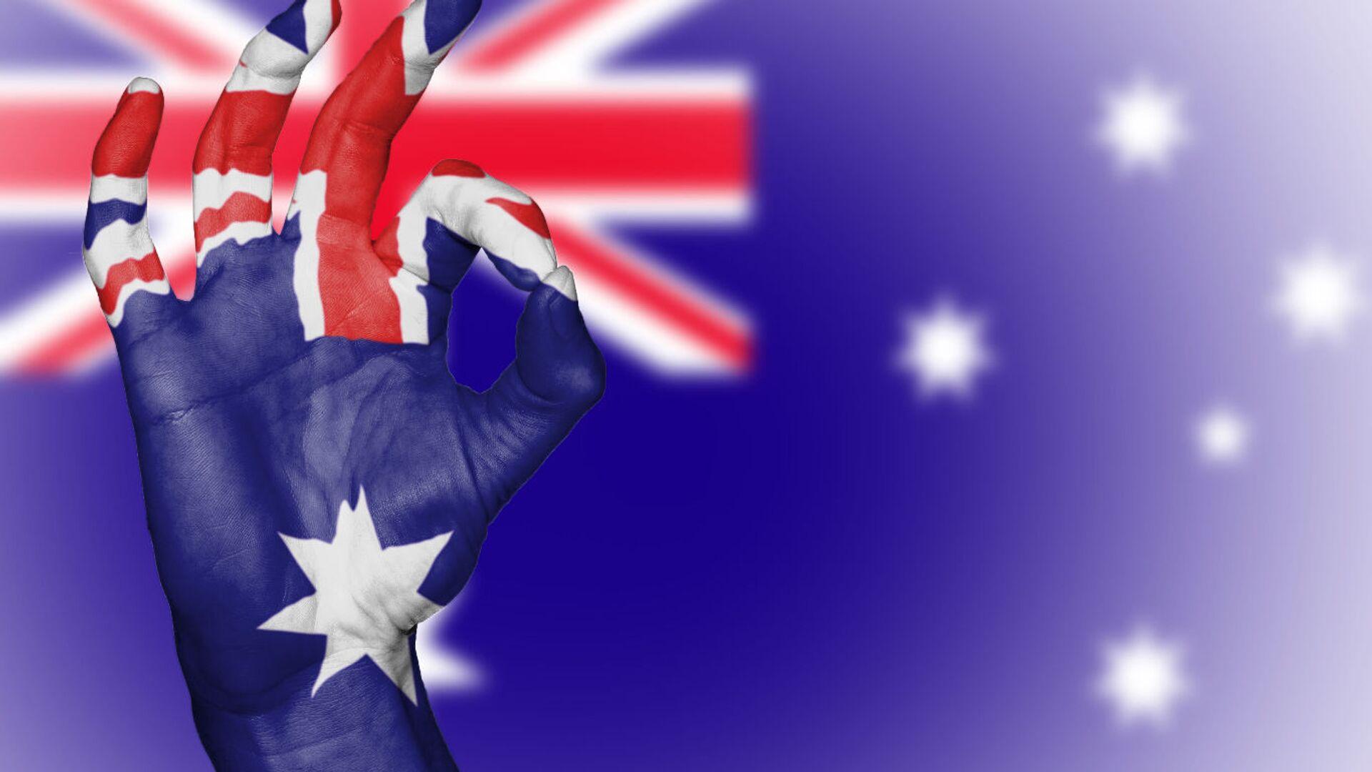 Flag of Australia - Sputnik International, 1920, 17.09.2021