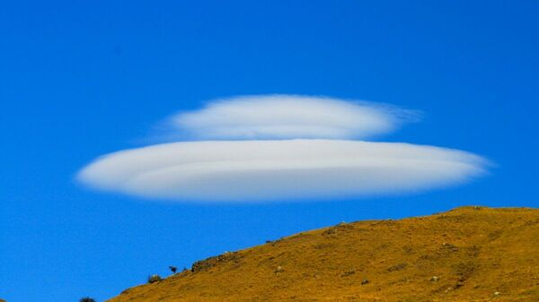 UFO cloud - Sputnik International