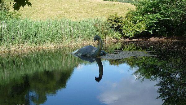 Loch Ness Monster - Sputnik International