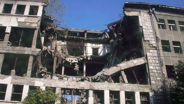 NATO 1999 bombings in Serbia - Sputnik International