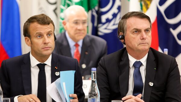 Parallel Meeting of G20 Leaders on Digital Economy - Sputnik International