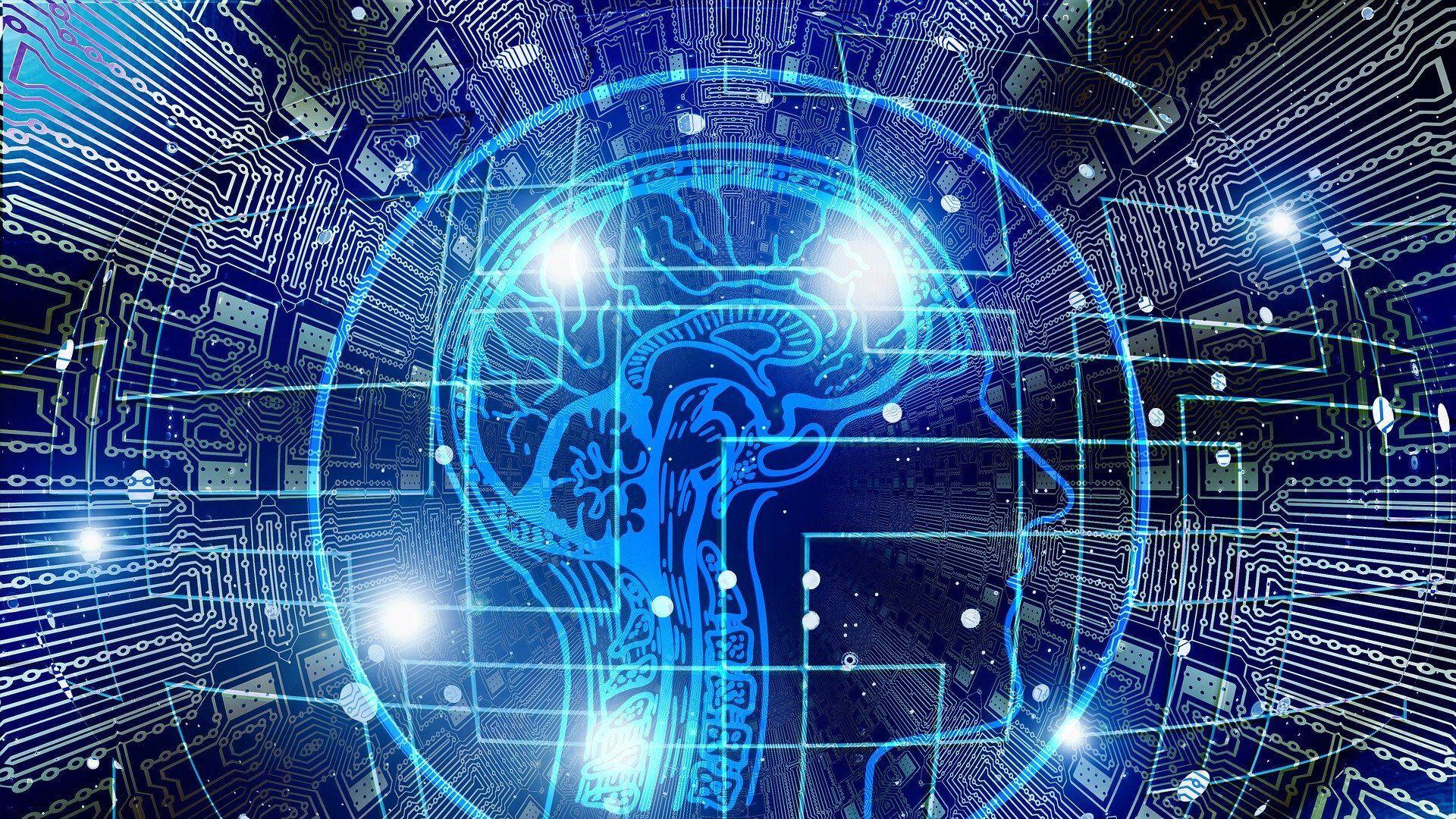Artificial intelligence brain think - Sputnik International, 1920, 08.09.2021