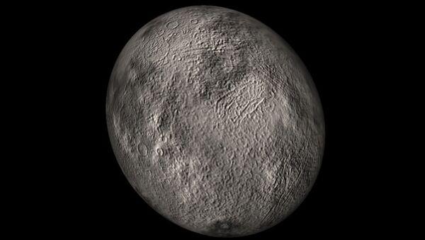Rendered image of 2 Pallas  - Sputnik International