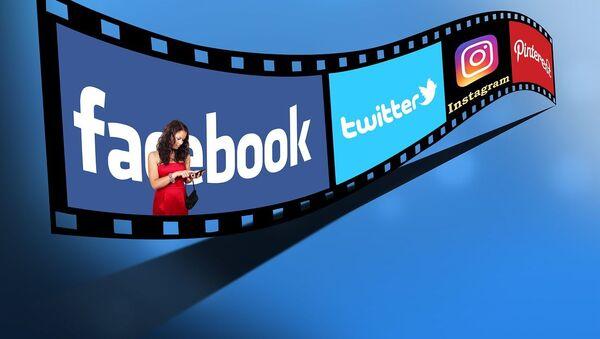 Social media companies  - Sputnik International
