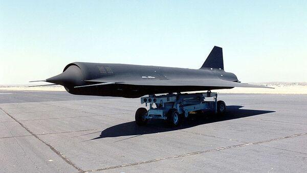 Lockheed D-21B USAF - Sputnik International