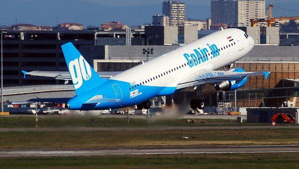 Airbus A320-200 Go Air - Sputnik International