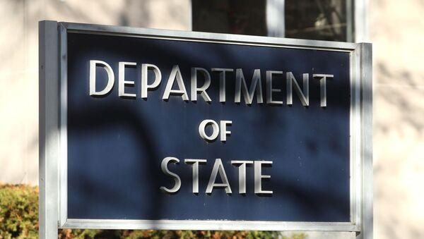 he U.S. Department of State is seen on January 6, 2020 in Washington, DC.  - Sputnik International