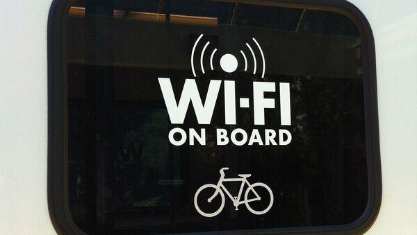 WiFi on board - Sputnik International