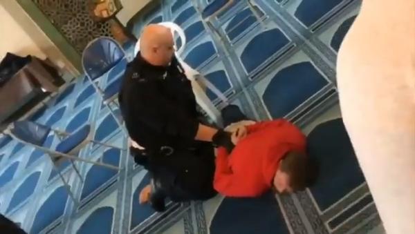 Arrest in London - Sputnik International