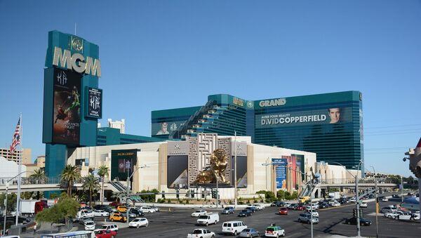 Vegas - MGM - Sputnik International