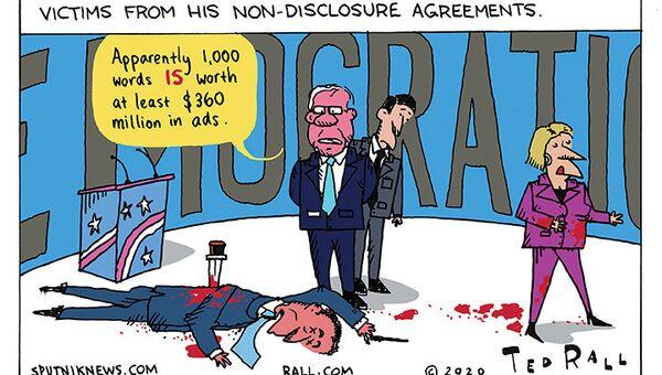 Democratic Bloodbath - Sputnik International