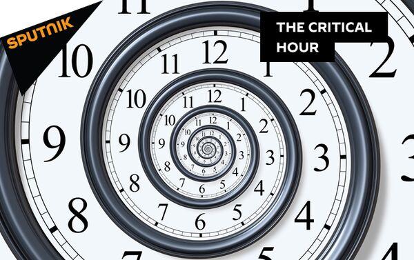 The Critical Hour - Sputnik International