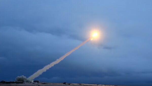 Tests of the Russian Burevestnik nuclear-powered cruise missile - Sputnik International