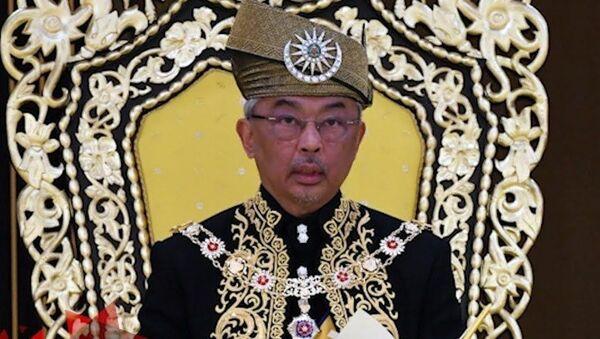 Abdullah of Pahang - Sputnik International