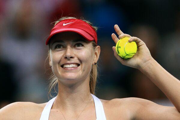 Farewell to Sports: Russian Tennis Legend Sharapova Finishes Her Career - Sputnik International