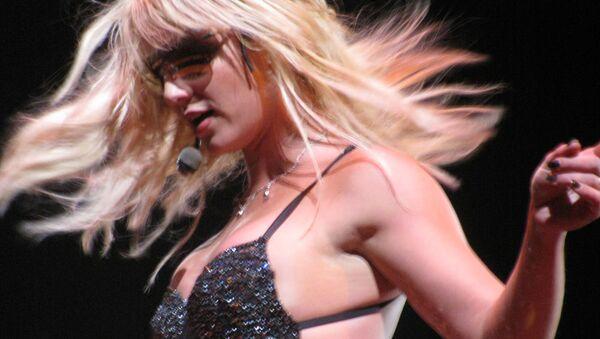 Britney Spears - Circus Tour - Sputnik International