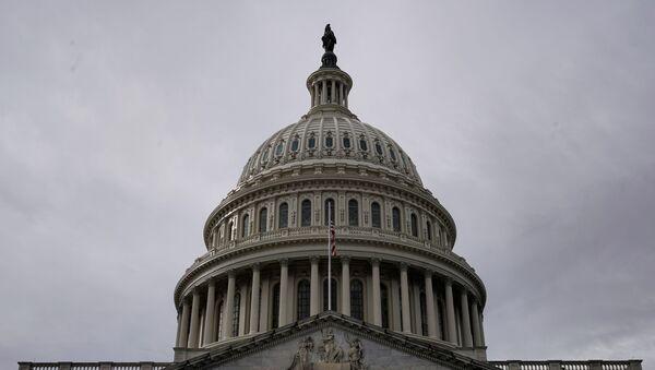 The U.S. Capitol Building is seen on Capitol Hill in Washington, U.S., February 4, 2020 - Sputnik International
