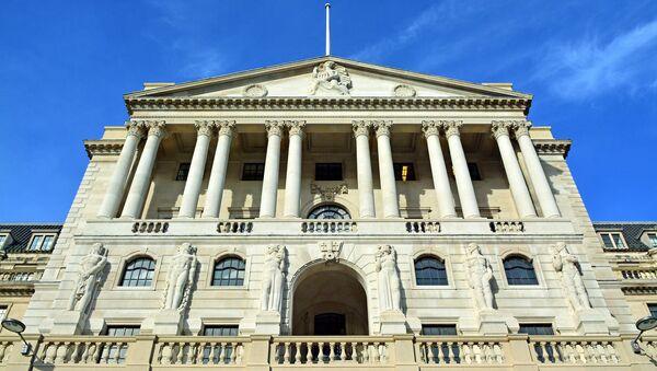 Bank of England - Sputnik International