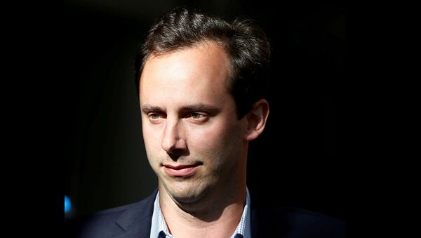Former Google and Uber engineer Anthony Levandowski leaves the federal court after his arraignment hearing in San Jose, California, U.S. August 27, 2019 - Sputnik International