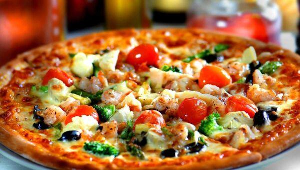 Italian pizza - Sputnik International