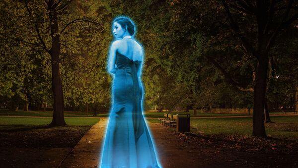 Ghost hologram - Sputnik International