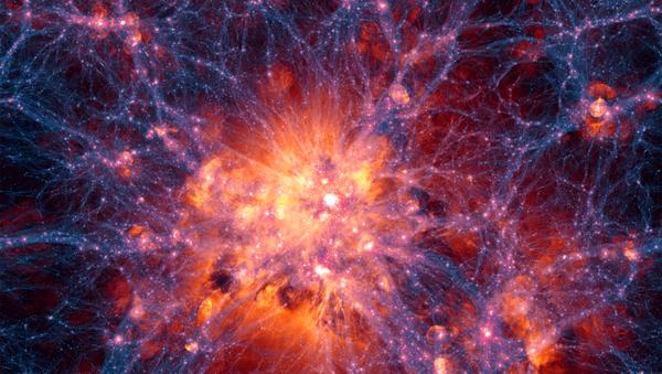 Dark Matter and gas - Sputnik International