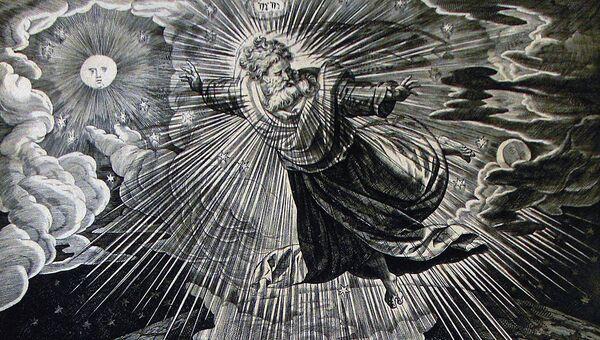 The Almighty. Genesis cap 1 v 16. De Vos - Sputnik International