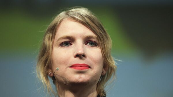 Chelsea Manning attends a discussion at the media convention Republica in Berlin - Sputnik International