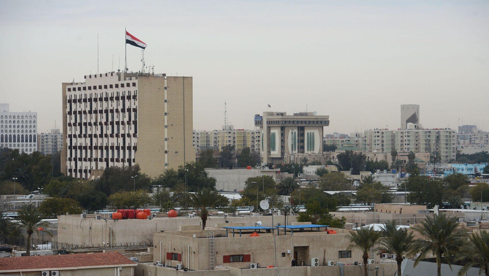 Green Zone inside Baghdad, Iraq - Sputnik International, 1920, 29.07.2021