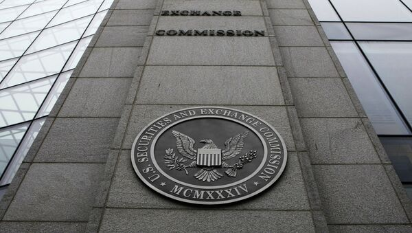The exterior of the Securities and Exchange Commission (SEC) headquarters in Washington - Sputnik International
