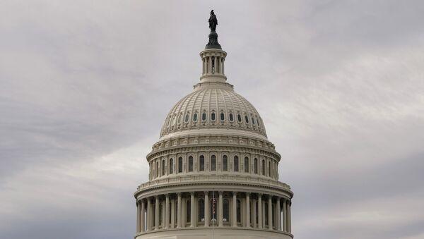 The U.S. Capitol Building is seen in Washington, U.S., February 4, 2020 - Sputnik International