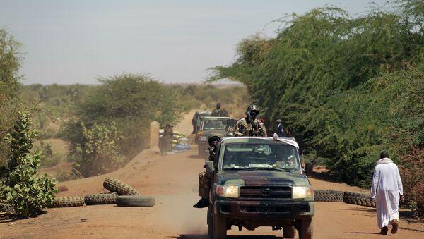 Malian soldiers in Gao, northern Mali - Sputnik International
