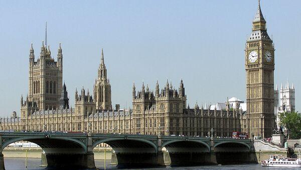 UK Houses of Parliament - Sputnik International