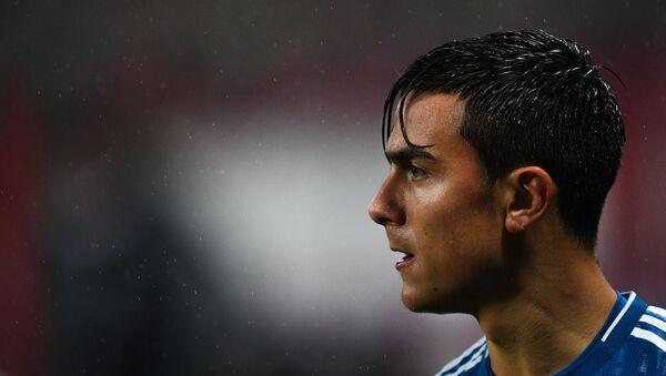 Juventus and Argentina football player Paulo Dybala - Sputnik International