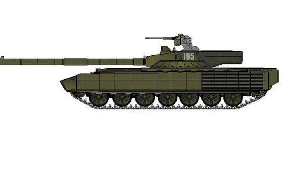 T-95 - Sputnik International