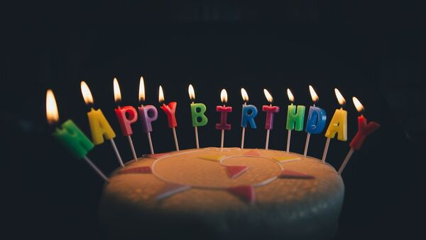 Happy Birthday! - Sputnik International