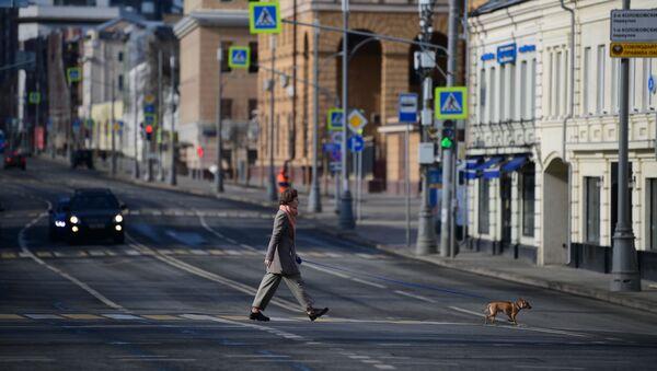 Moscow street - Sputnik International