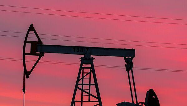 Абино-Украинское нефтегазовое месторождение в Краснодарском крае - Sputnik International