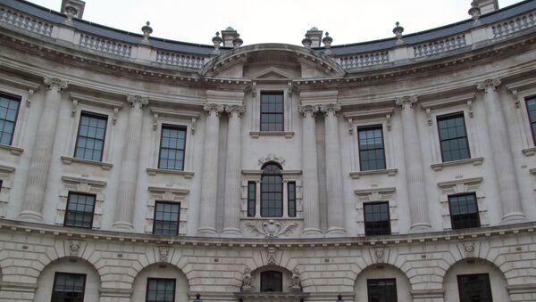 Open House London 2013 HM Treasury - Sputnik International