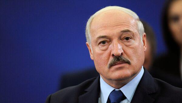 Belarusian President Alexander Lukashenko. File photo. - Sputnik International