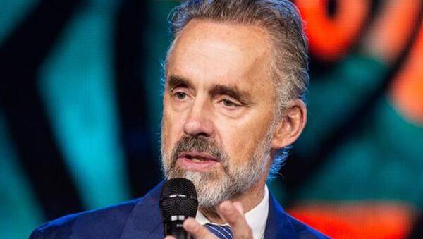 Canadian professor of psychology and public thinker Jordan Peterson - Sputnik International