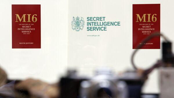 Britain's MI6 intelligence agency - Sputnik International