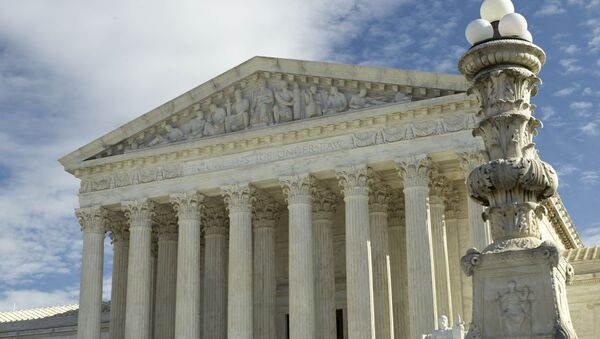 This is a Jan. 27, 2020 file photo of The Supreme Court in Washington.  - Sputnik International
