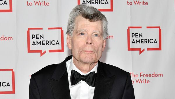 Stephen King attends the 2018 PEN Literary Gala at the American Museum of Natural History on May 22, 2018 in New York City - Sputnik International